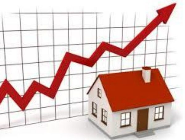 home values rising zillow