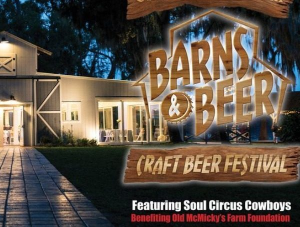 barns and beer event