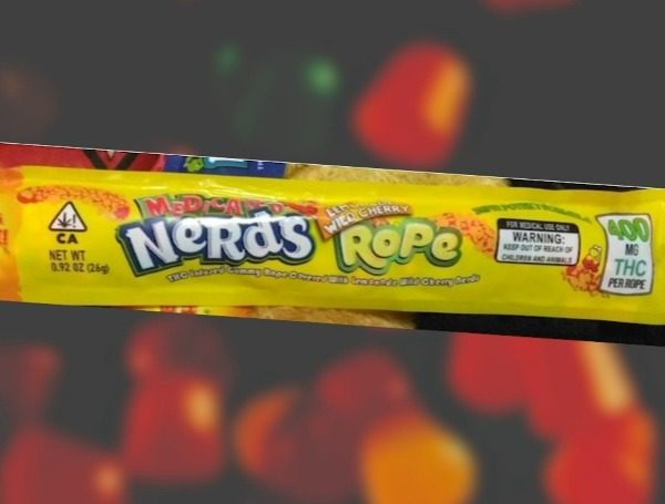 Nerds laced with THC
