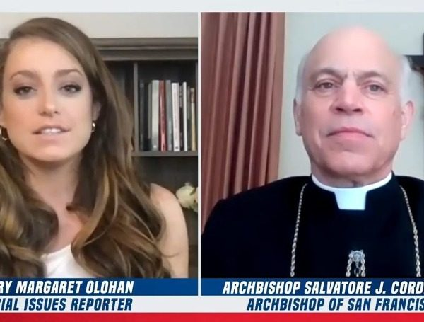 Archbishop Cordileone: I Had 'Conversations' With Pro-Abortion Pelosi About Holy Communion