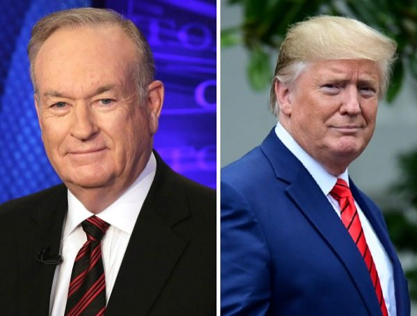 Bill O'Reilly explains why he wants to set the Trump record straight